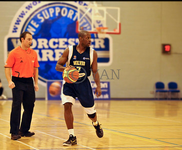 Worcester Wolves v Worthing Thunder