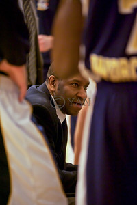 Worcester Wolves' HC Paul James