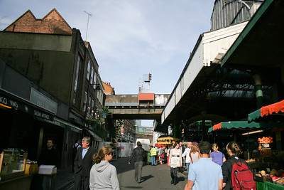 Borough Market, 10th October 2008