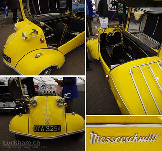 Messerschmitt bubble car