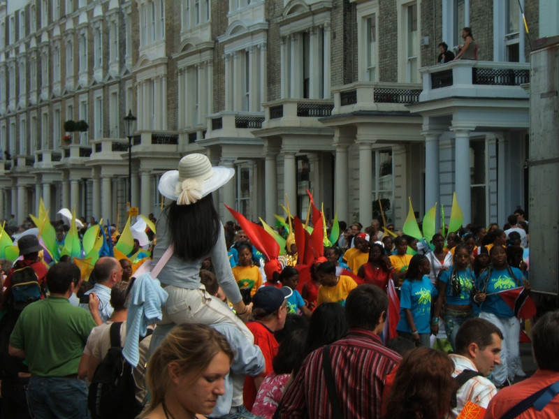 notting hill carnival, london