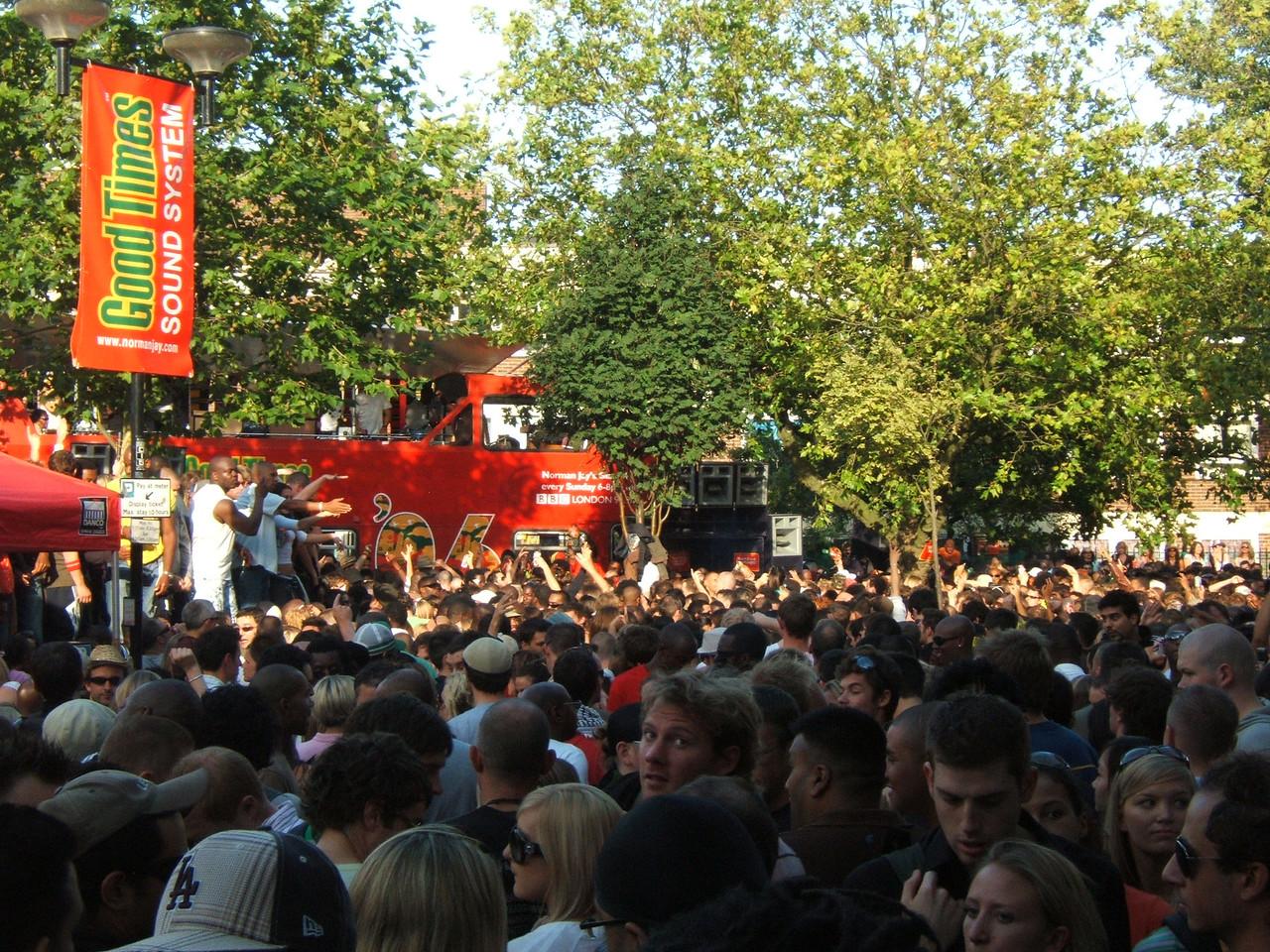 Notting Hill Carnival 2006