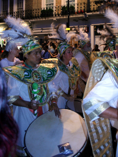 Notting Hill Carnival - London School of Samba