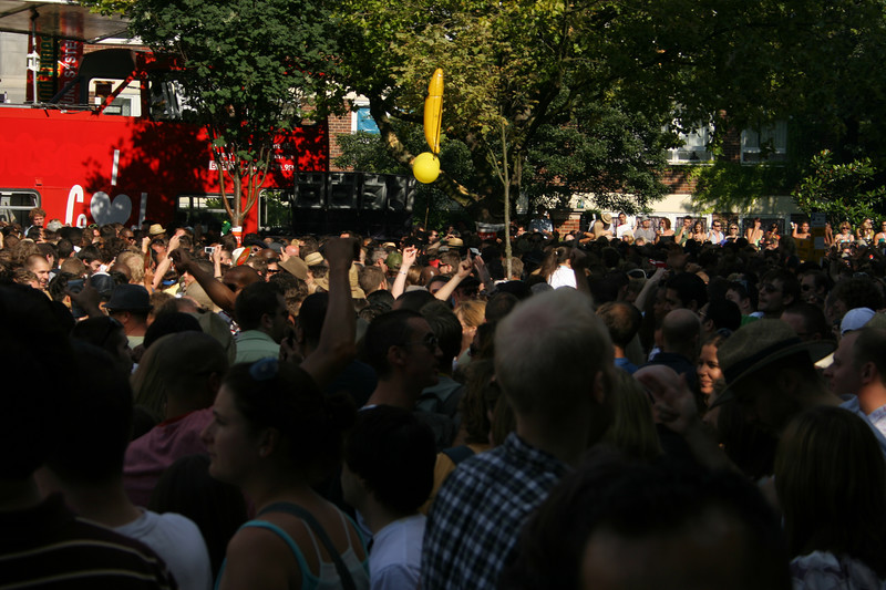 Notting Hill Carnival - Good Times stage