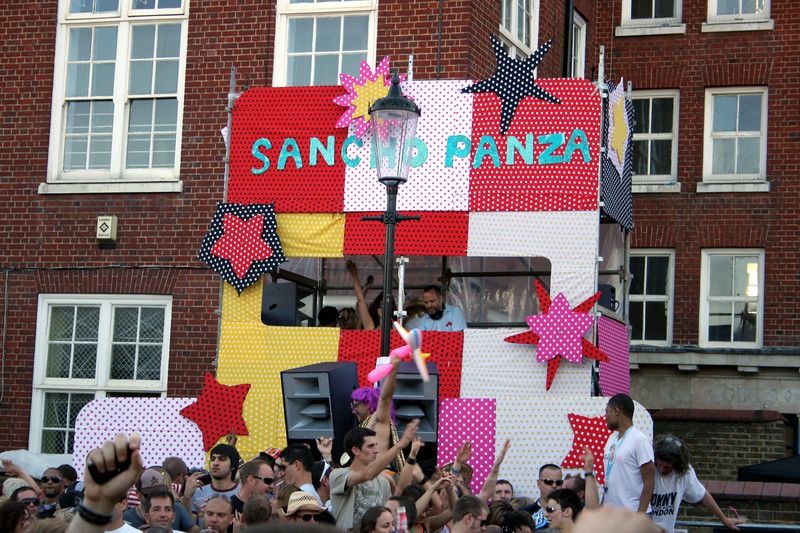 Notting Hill Carnival - Sancho Panza