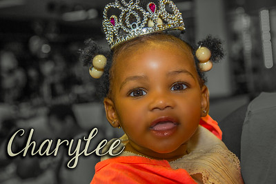 Charylee 1st Birthday