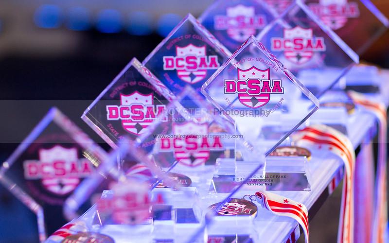 2nd Annual DCSAA Hall of Fame Induction Ceremony