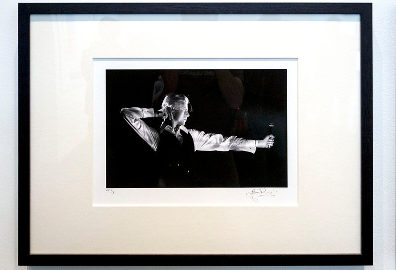 David Bowie is... at the AGO in Toronto<br /> The Archer photo by Ottawa photographer John Rowlands