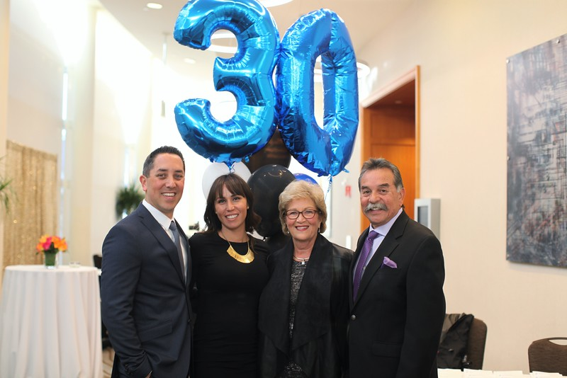 Event Photography for Serrano's 30th Anniversary