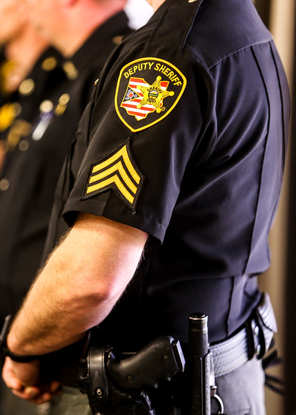 Cuyahoga County Sheriff's Department - New Sergeant's