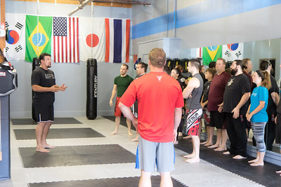 Frank Mir at G3 Martial Arts
