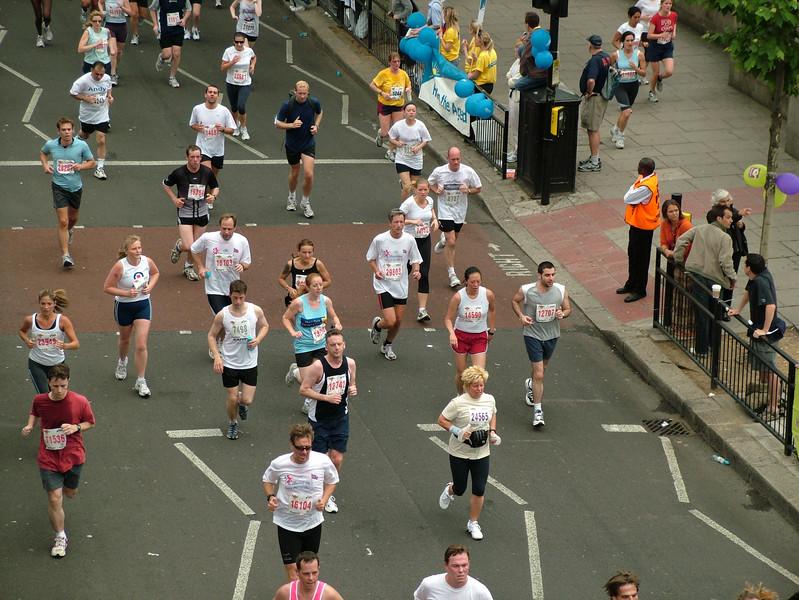 British 10k run
