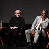 Director Timothy Greenfield-Sanders and writer <br /> Elvis Michell,