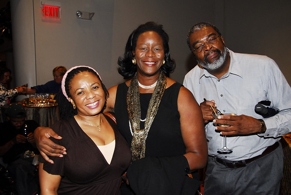 Jean Kendrick, Maria Wormley and Jim Haile