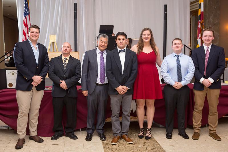 2018 HVFD Awards Ceremony