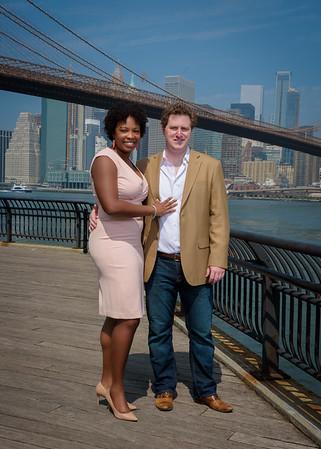 Lisa & Patrick's Engagement Shoot