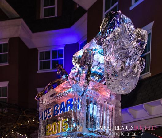 2015 Ice Bar at Portland Harbor Hotel