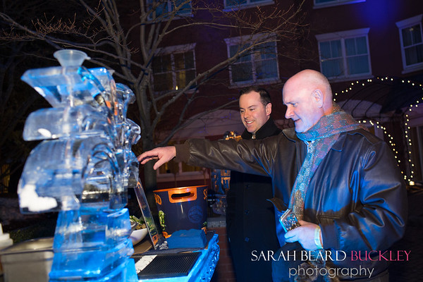 2015 Ice Bar at Portland Harbor Hotel