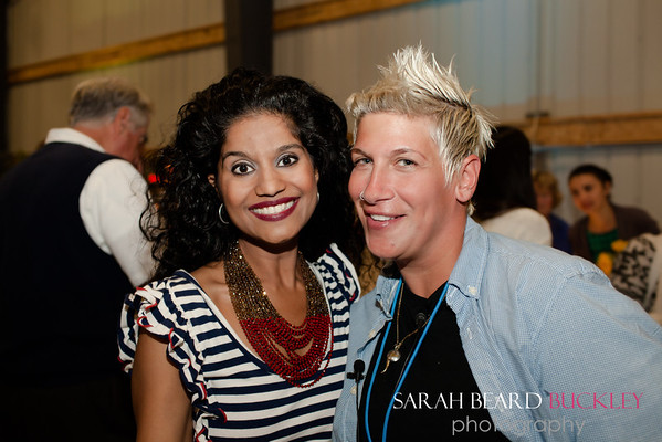 Cherie Scott & Michele Ragussis