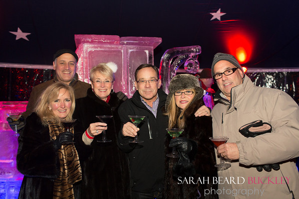 Rosemary & Ed Baia, Joanne & Al Bryant, Marcy & Scott Berman