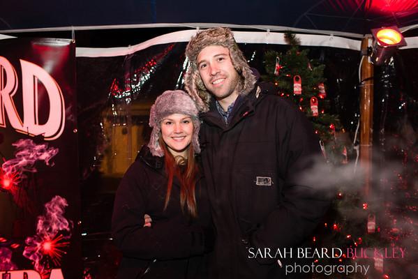 Lauren Strait & Ryan LeBlanc