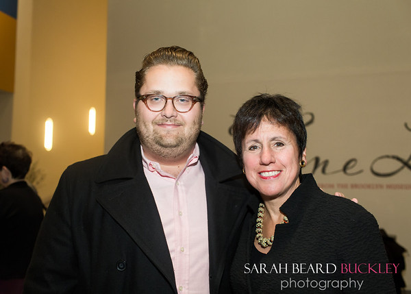 "R. Jameson Smith, Producer, & Deborah Reinisch, Director, ""Sure Thing"""