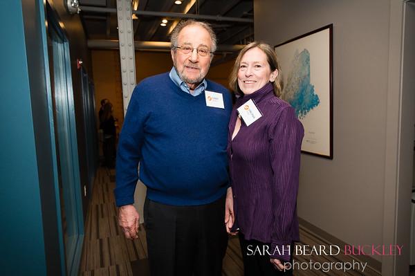Harry Beskind and Virginia Swan