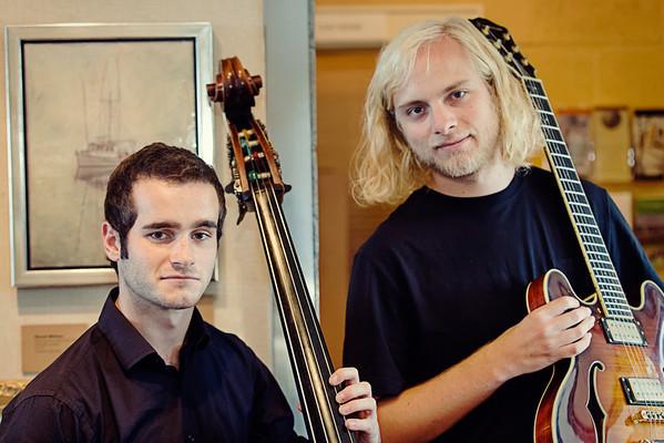 Dominic Sbrega & Blake Hawley