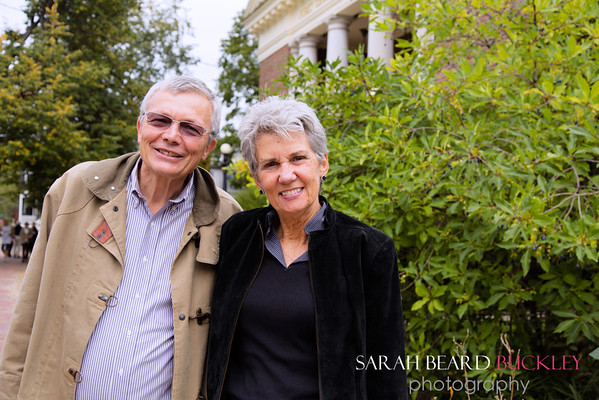 Milos and Elaine Sjoquist