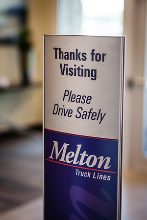 Melton Truck Lines Opening