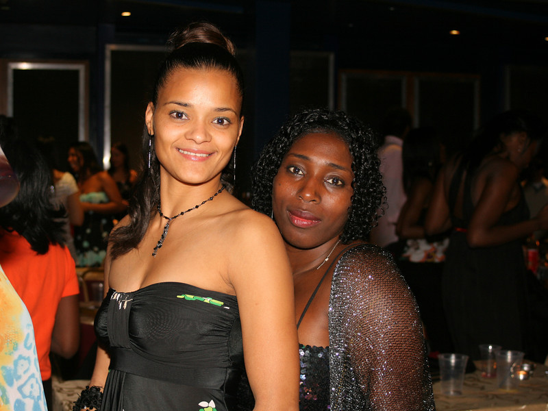 Miss Angola UK pageant at Hackney Ocean
