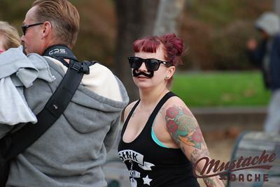 Mustache Dache  5k San Francisco