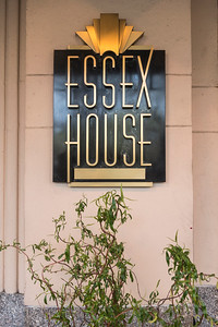 David Bowie lived at Essex House 1992-1999
