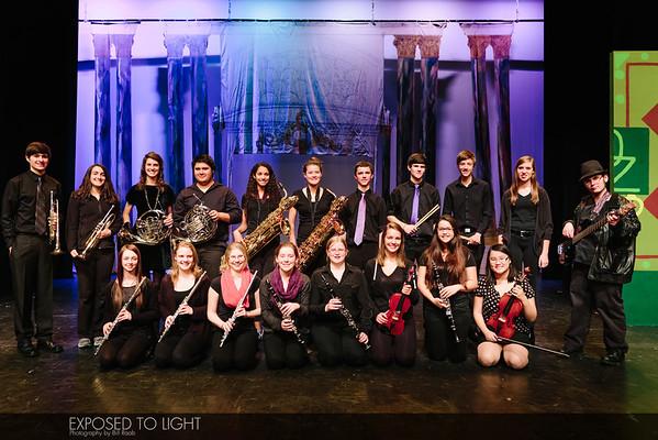 Chaska High School 2013 OZ - Group Photos-11