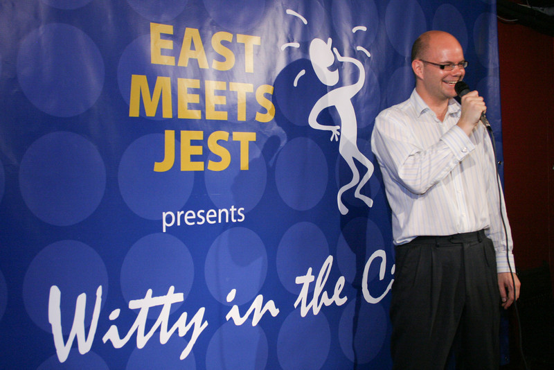 East Meets Jest, 15th May 2008
