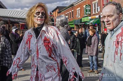 Doctor Zombie - Zombie Walk 2013