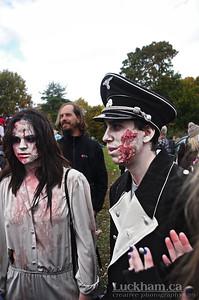 Nazi Zombie - Zombie Walk 2013