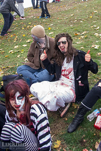 Zombie Jesus - Zombie Walk 2013