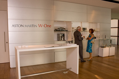 GrantMacdonald and Aston Martin launch Silver by Aston Martin