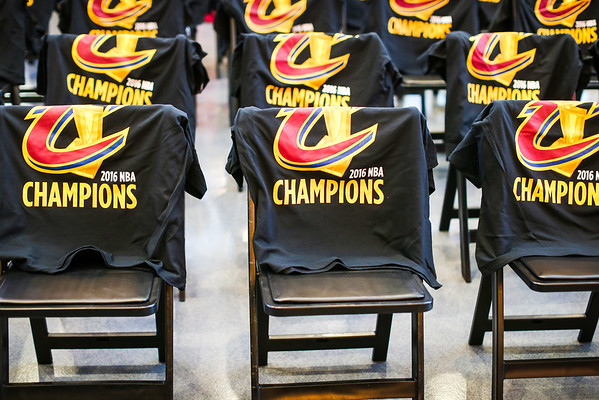 Cleveland Cavs Championship Party - Rock & Roll Hall of Fame