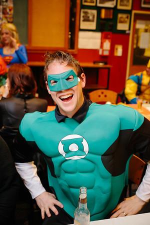The Green Lantern returns!