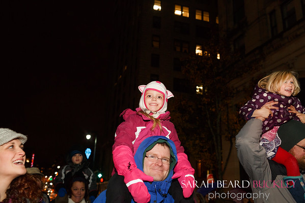 Monument Square Tree Lighting