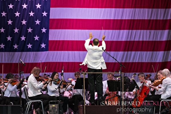 "Thrilled to have been part of the 2016 Stars & Stripes Spectacular team this year as the official photographer. This year's ceremony marked the 150th anniversary of the Great Fire of 1866.  A truly ""spectacular"" event with an estimated 50,000 attendees, music by the Portland Sympony Orchestra conducted by Robert Moody seen in this photo.  Photographed, July 4, 2016, #portlandmaine  #portlandme  #maine #july4thportland #july4 #independanceday #america #americanflag #celebration #music #orchestra #pso #mainephotographer #lifeisgood #colorful #picoftheday #igersnewengland #easternpromenade"