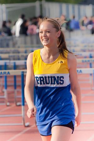 Santa Clara Bruins Track Team Members