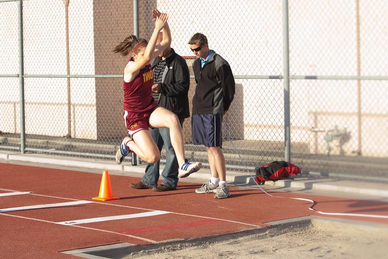 Womens Long Jump-2674