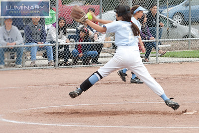 Sunnyvale Softball: Tornados vs Earthquakes