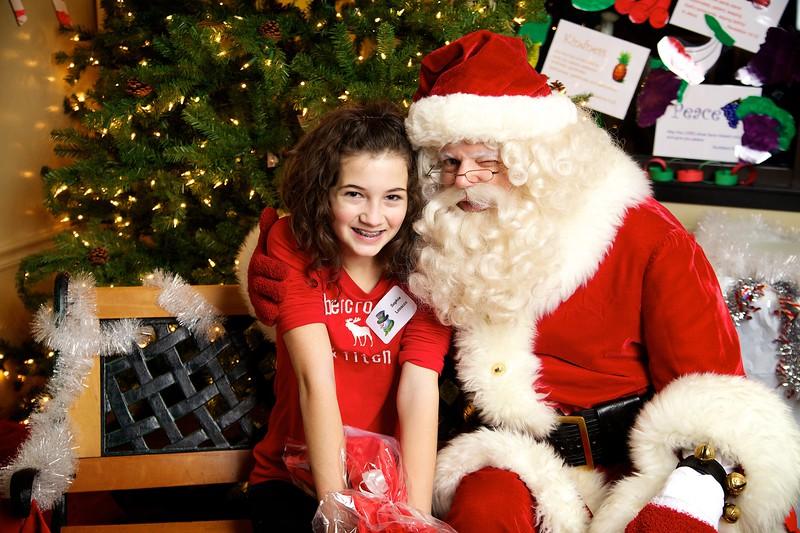 Stinnett Santa 20