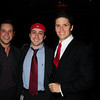 Josh Katz, Asst. Phila DA Jeremy Menkowitz and Christopher Cabott, Entertainment Attorney