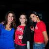 Grace Sacco, Jara DiAgostino and Katherin Kanetos, all models all from NJ