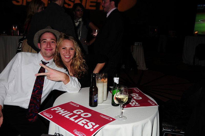 Malcolm Broan and Jasmine Leitzel